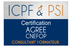 Certification agree cnefop Consultant Formateur